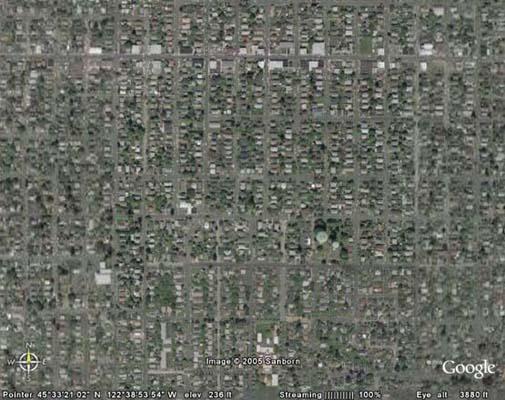 Фотографии со спутника