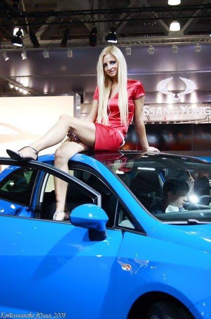 Московсковский Международный Автосалон (50 фото)