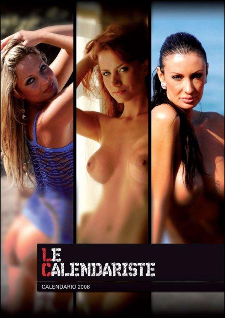 Календарь - LeCalendariste - 2008 (13 фото)