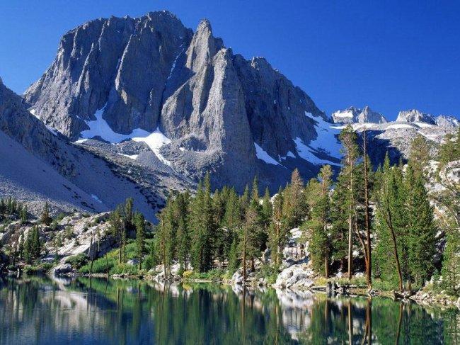 Красивые озера нашей планеты (20 фото)