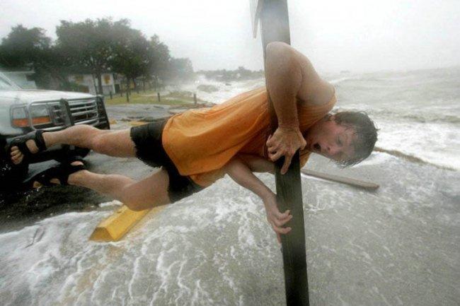 Ураган Айк (7 фото)