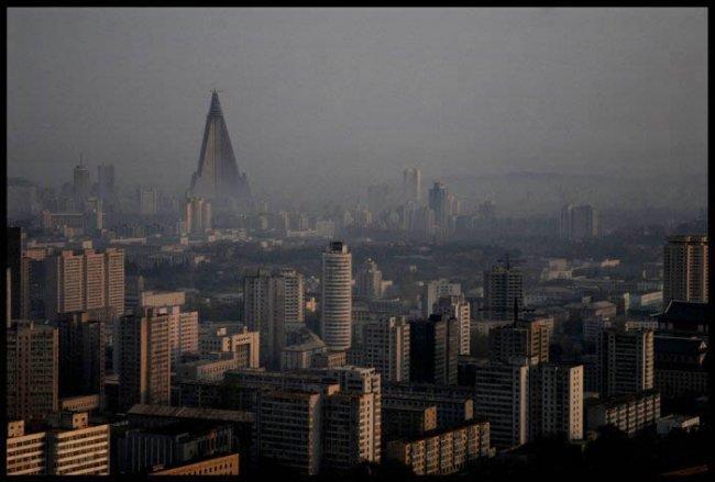 Отель Ryugyong (11 фото)