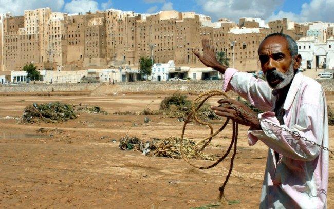 Шторм в Йемене (21 фото)