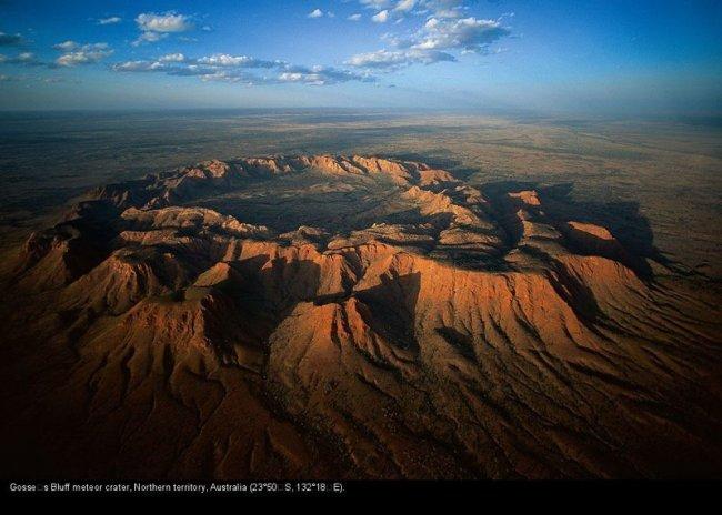 Земля - вид сверху (31 фото)