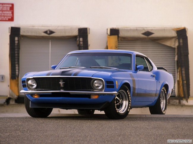 Ford Mustang (20 фото)