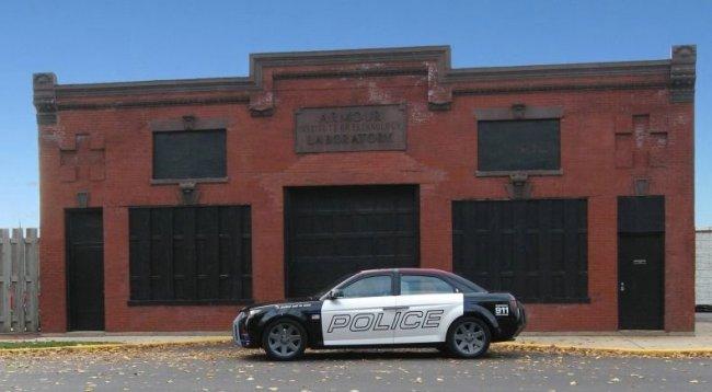 Новая машина для полиции штатов! (14 фото)