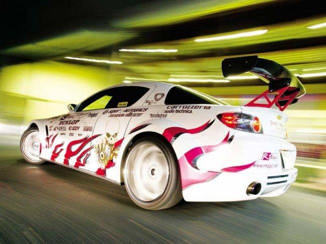 Зажигалки от Mazda (18 фото)