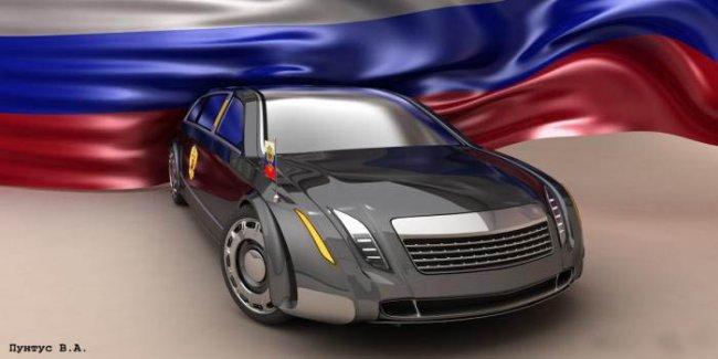 Машина для президента! (7 фото)