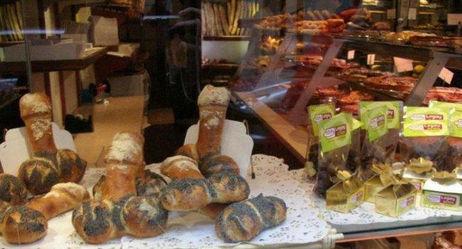 Неприличные булочки (6 фото)