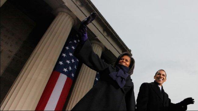 Фотоотчет с Инагурация Обамы (27 фото)