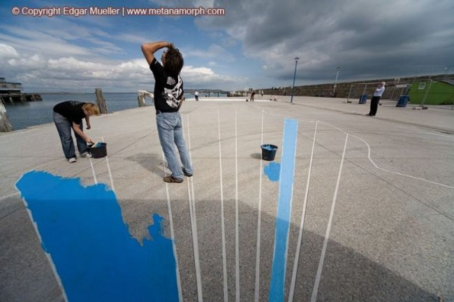 Ледниковый период. Потрясающий 3D-рисунок (20 фото)