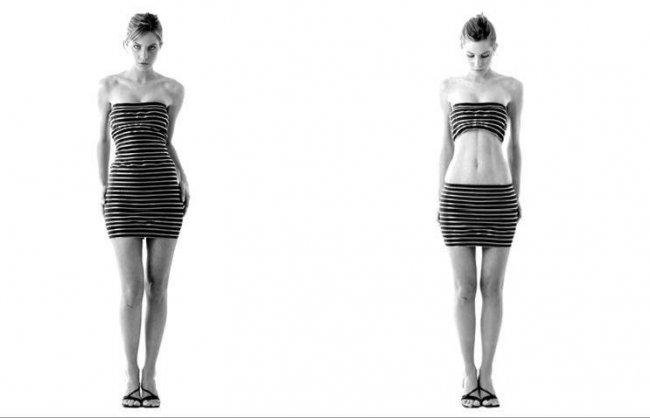Забавное платье-трансформер (6 фото)