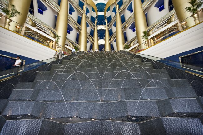 Самая роскошная гостиница в мире (32 фото)