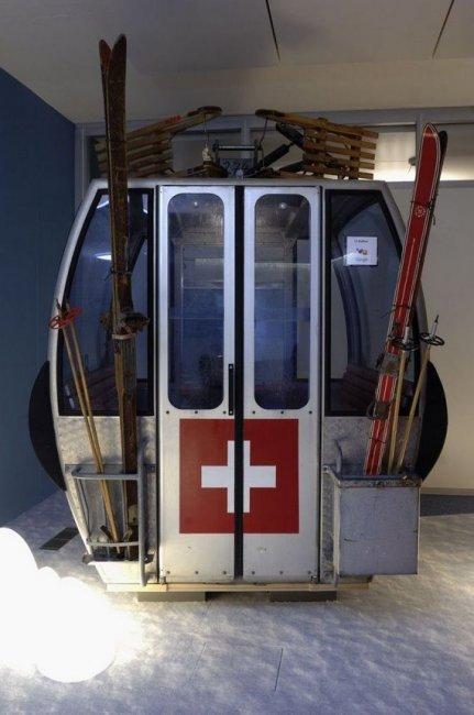 Офис Google В Цюрихе (48 фото)