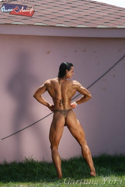 Чемпионка мира по фитнесу (14 фото)