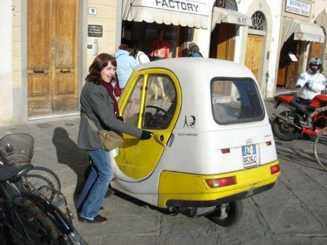 Как с кризисом борются автомобилисты Европы (36 фото)