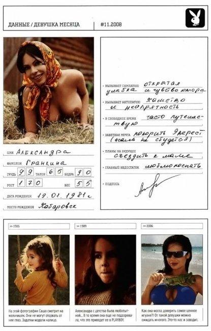 Кто станет девушкой года журнала Playboy (19 фото)