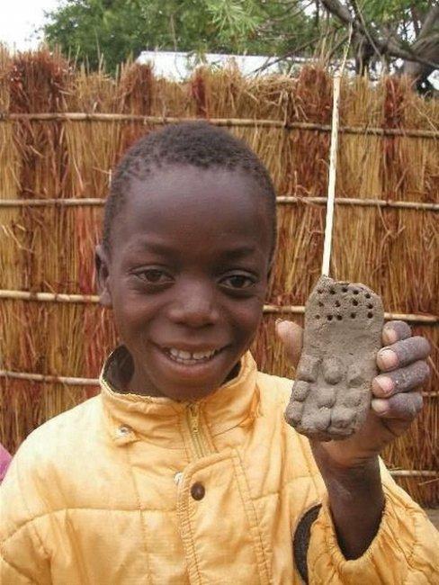 Фото из повседневной жизни в Африке (31 фото)