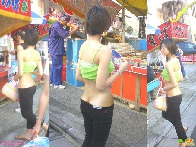 Китайская мода (8 фото)