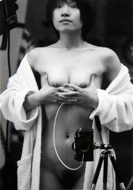 Обнажённые автопортреты непрофессиональных моделей (45 фото)