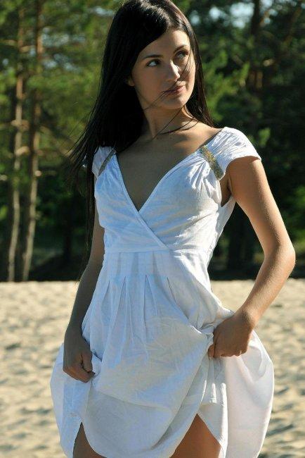 Чукотская красавица четверга: Dana (19 фото)