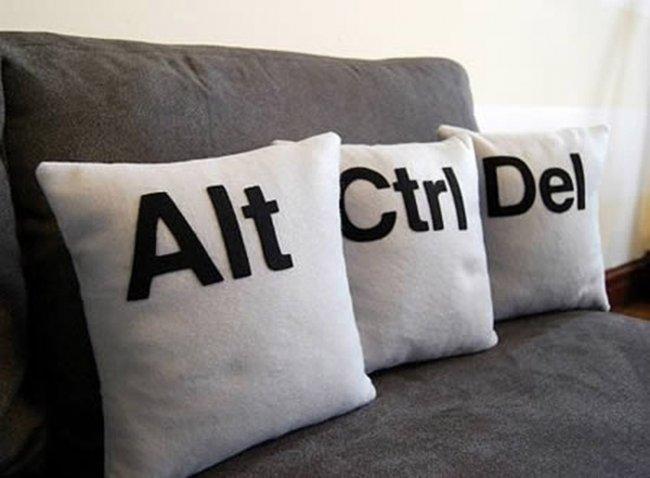 Самые оригинальные подушки (15 фото)