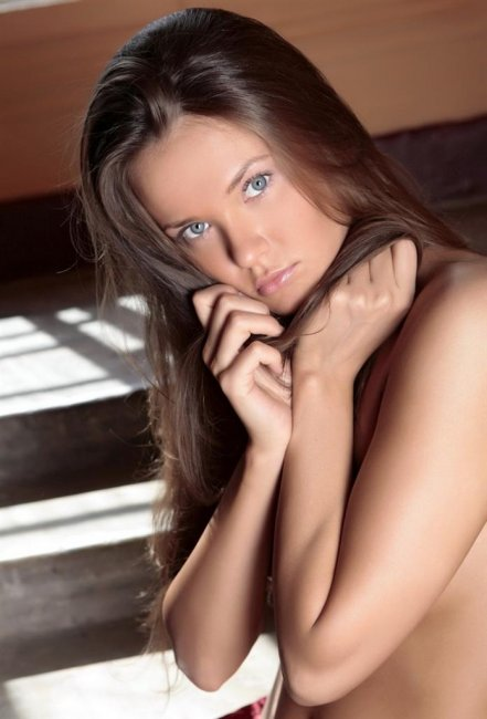 Чукотская красавица четверга: Lena (19 фото)