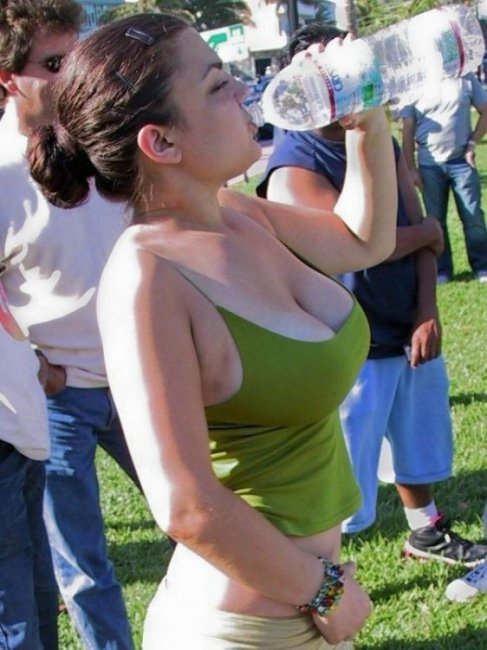 Подборка любительских фото девушек (33 фото)