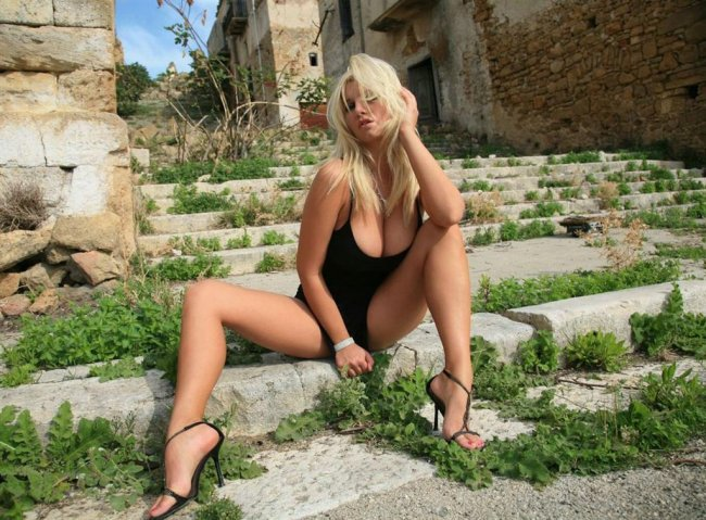 Чукотская красавица четверга: jenny (12 фото)