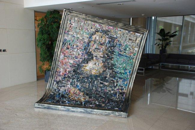 Техно Мона Лиза (8 фото)