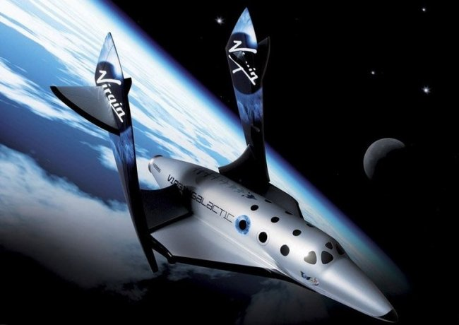 SpaceShipTwo (11 фото)