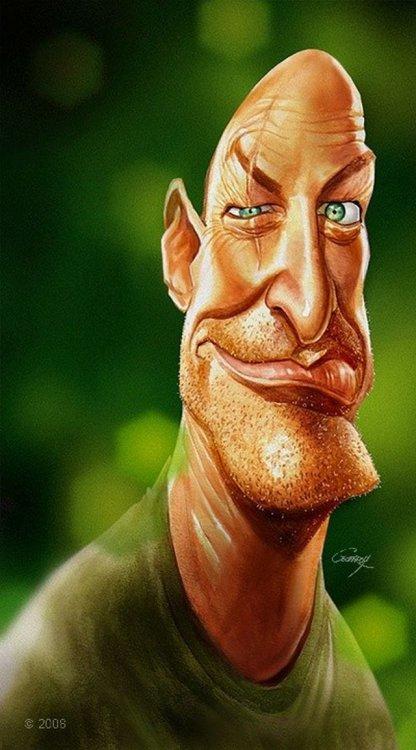 Карикатуры Энтони Жоффруа (22 картинки)