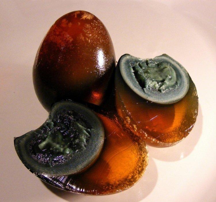 Древнекитайское блюдо (10 фото)