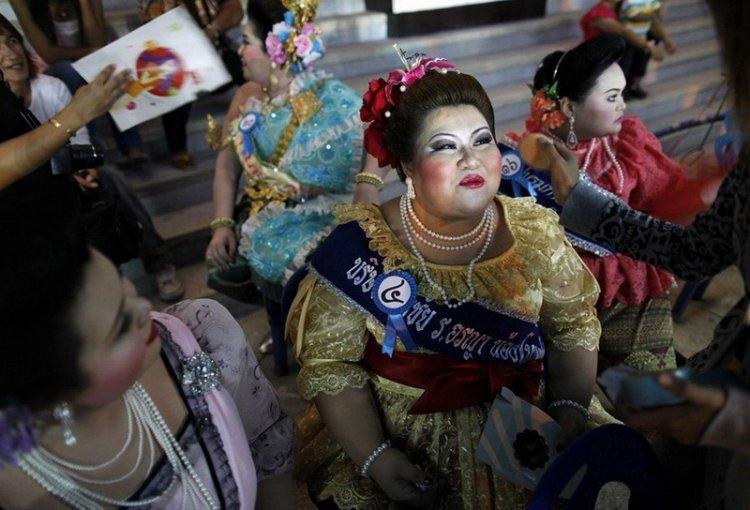 Самая толстая королева (13 фото)