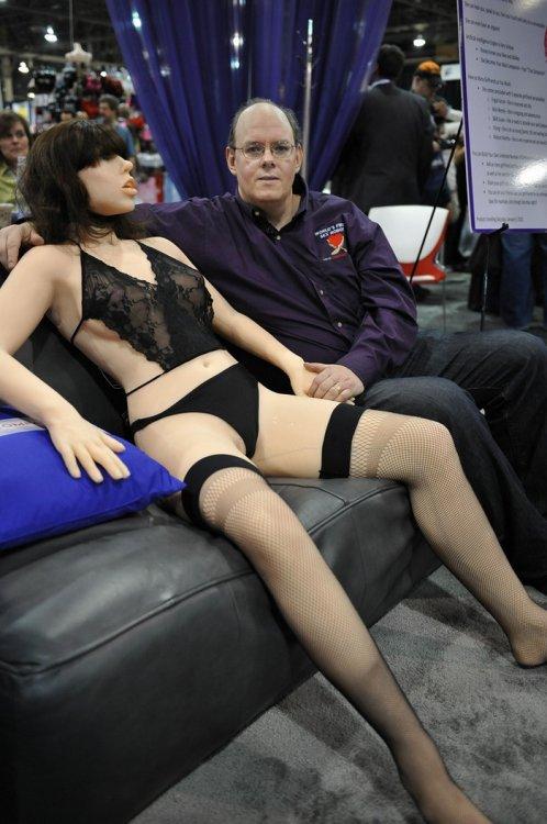 Первый секс-робот (10 фото)